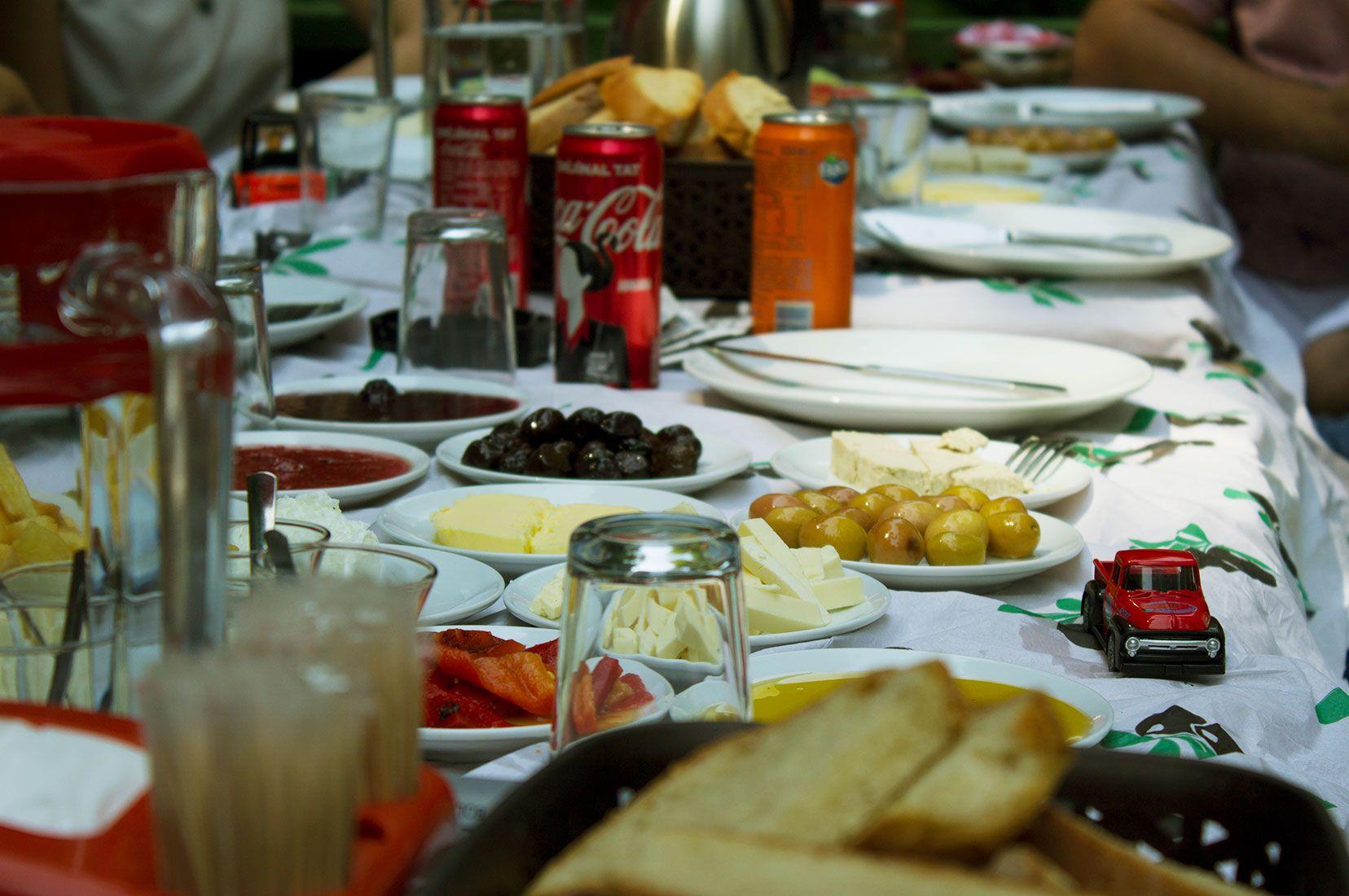 Abant Park Kahvaltı
